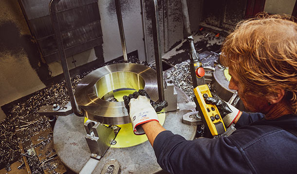 Leader in the manufacture of flanges – Hammerschmiede Jäckel GmbH
